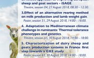 iSAGE Presentations at EAAP Annual Meeting 2018