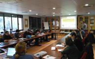 2nd Workshop of iSAGE Spanish Partners at INIA